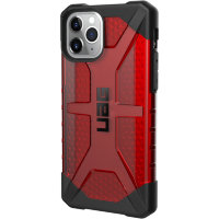 Чехол UAG Plasma Series Case для iPhone 11 Pro красный (Magma)