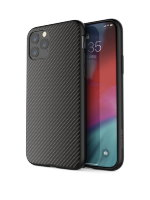 Чехол X-Doria Dash Air Carbon Fiber для iPhone 11 Pro чёрный