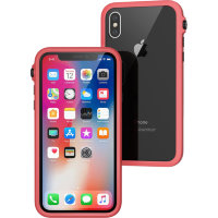 Чехол Catalyst Impact Protection Case для iPhone X/iPhone Xs красный