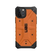 Чехол UAG Pathfinder Series для iPhone 12 / 12 Pro оранжевый (Orange)