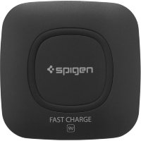 Зарядное устройство Spigen Essential F301W Wireless Charger (Ultra Slim)