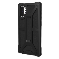 Чехол UAG Monarch Series Case для Samsung Galaxy Note 10 Plus чёрный