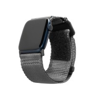 Ремешок UAG Active LE Watch Strap для Apple Watch 44/42 мм серый (Dark Grey)