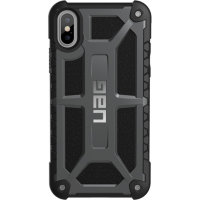 Чехол UAG Monarch Series Case для iPhone X/iPhone Xs графитовый