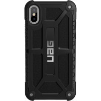 Чехол UAG Monarch Series Case для iPhone X/iPhone Xs чёрный