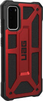Чехол UAG Monarch Series Case для Samsung Galaxy S20 красный