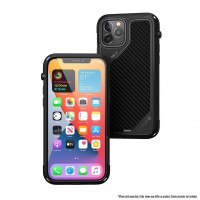 Чехол Catalyst Vibe Series Case для iPhone 12 / 12 Pro черный (Stealth Black)