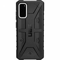 Чехол UAG Pathfinder Series Case для Samsung Galaxy S20 чёрный
