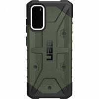 Чехол UAG Pathfinder Series Case для Samsung Galaxy S20 оливковый (Olive Drab)
