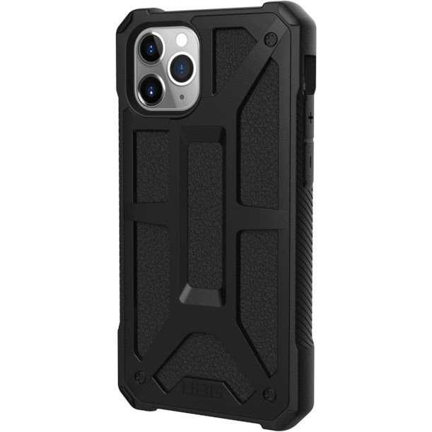 Чехол UAG Monarch Series Case для iPhone 11 Pro чёрный (Black)